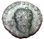 Antoninianus - Carausius (PAX AVG) – obverse
