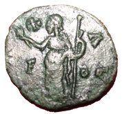 Antoninianus - Carausius (PAX AVG) – reverse