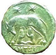Follis - Constantinus Ist (VRBS ROMA; Thessalonica) – reverse