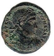 Nummus - Constantinus I (GLORIA EXERCITUS; Cyzicus) – obverse