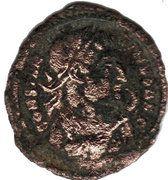 Follis - Constantinus I (BEATA TRANQUILLITAS) – obverse