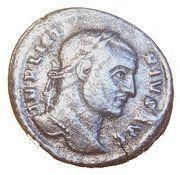 Nummus - Licinius I (DN LICINI AVGVSTI  VOT XX) – obverse