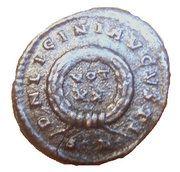 Nummus - Licinius I (DN LICINI AVGVSTI  VOT XX) – reverse