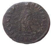 Nummus - Helena (SECVRITAS REPVBLICE;  Heraclea) – reverse