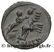 Follis - Constantinus I (DV CONSTANTINVS PT AVGG; Alexandria) -  reverse