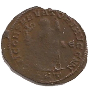 Follis - Licinius I (IOVI CONSERVATORI; Antioch) -  obverse