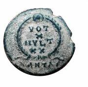 Follis - Julianus II (VOT X MVLT XX; Antioch) -  reverse