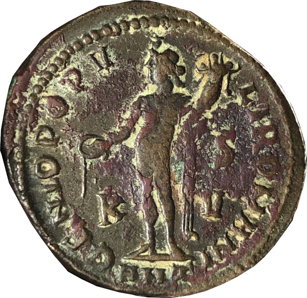 Follis - Maximianus (GENIO POPVLI ROMANI; Antioch mint