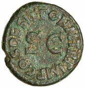 Quadrans - Claudius (PON M TR P IMP COS DES IT) – reverse