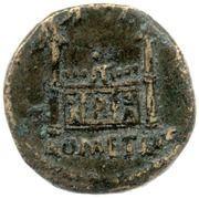 Quadrans - Tiberius (ROM ET AVG) – reverse