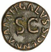 Quadrans (GALVS SISENNA A A A F F S C) – reverse