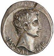 Cistophorus - Augustus (AVGVSTVS) -  obverse
