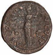 As - Titus (AEQVITAS AVGVST S C; Aequitas) -  reverse