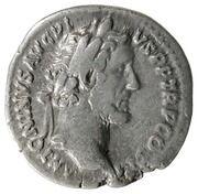 Denarius - Antoninus Pius (CONCORDIA AVG; Concordia) -  obverse