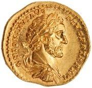 Aureus - Antoninus Pius (COS IIII) -  obverse