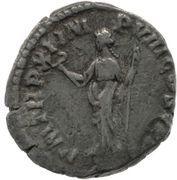Denarius - Commodus (P M TR P XI IMP VII COS V P P; Felicitas) -  reverse