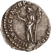 Denarius - Commodus (HILAR AVG P M TR P XII IMP VIII COS V PP; Hilaritas) -  obverse