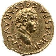 Aureus - Vespasianus (Judaea mint) – obverse