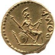 Aureus - Vespasianus (Judaea mint) – reverse