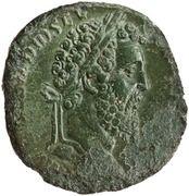 Sestertius - Didius Julianus (RECTOR ORBIS S C) -  obverse