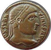 Nummus - Constantinus I (Heraclea mint, VOT XX*, mintmark with dot) – obverse