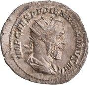 Antoninianus - Pupienus (AMOR MVTVVS AVGG) -  obverse