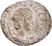 Antoninianus - Herennia Etruscilla (PVDICITIA AVG; Pudicitia) -  obverse
