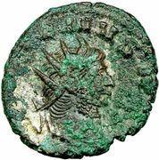 Antoninianus - Gallienus (PAX PVBLICA) -  obverse