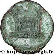 Quadrans - Claudius (ROM ET AVG) – reverse