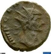 Antoninianus - Claudius II Gothicus (PROVID AVG; Providentia) -  obverse