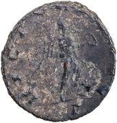 Antoninianus - Claudius II Gothicus (VICTORIA AVG; Victory) -  obverse