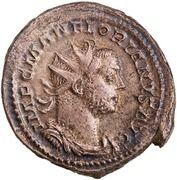 Antoninianus - Florianus (VIRTVS AVGVSTI; Florianus) -  obverse