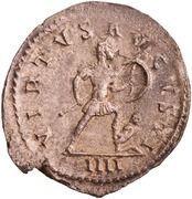 Antoninianus - Florianus (VIRTVS AVGVSTI; Florianus) -  reverse