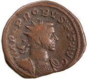 Antoninianus - Probus (TEMPOR FELIC or TEMPOR FELICI; Felicitas) -  obverse