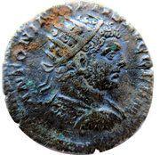 Antoninianus - Caracalla – obverse