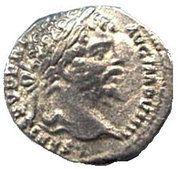 Denarius - Septimus Severus (LIBERO PATRI) – obverse