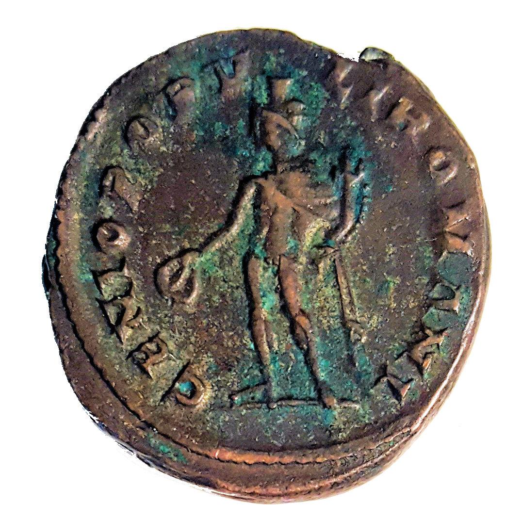 Follis - Licinius Ist (GENIO POP ROM; Londinium) - Roman