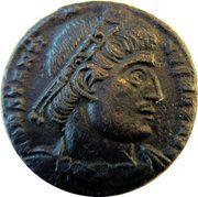 Follis - Constantinus I (GLORIA EXERCITVS; Arles) – obverse