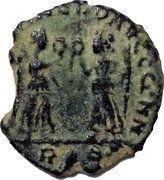 Follis - Constans I (VICTORIAE DD AVGGQ NN; Rome) – reverse
