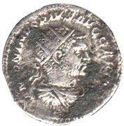 Denarius - Caracalla (PM TRPXVIII COSIIII PP) – obverse