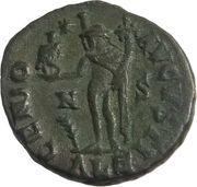 Follis - Maximinus II (GENIO AVGVSTI, Alexandrie) – reverse