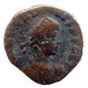 Nummus - Arcadius VOT X – obverse