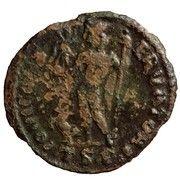 Follis Constantinus I (IOVI CONSERVATORI; Thessalonica) – reverse