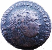 Follis - Licinius Ist (IOVI CONSERVATORI; Cyzicus) – obverse