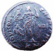 Follis - Licinius Ist (IOVI CONSERVATORI; Cyzicus) – reverse