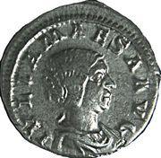 Denarius - Julia Maesa - Saeculi Felicitas – obverse