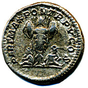 Caracalla Denarius – reverse