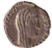 Nummus - Constantinus I (Antioch mint) – obverse