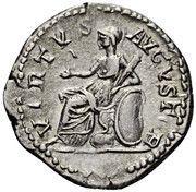 Denarius - Caracalla (VIRTVS AVGVSTOR) – reverse