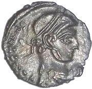 Imitation empereur Constans (323-350 AD) – obverse